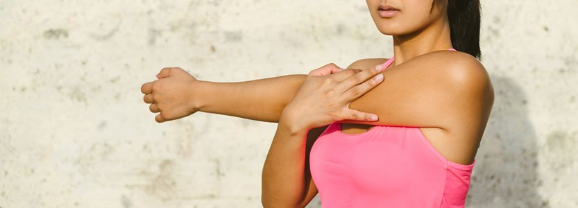 5 Exercises for Rotator Cuff Pain