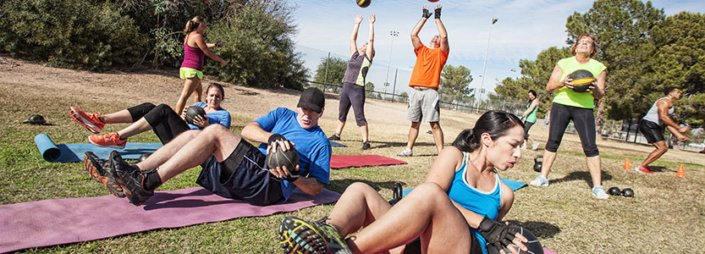 Beware of Boot Camp Fitness Classes
