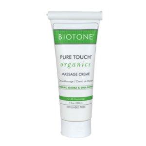 Biotone® Pure Touch Organics Massage Creme 7oz