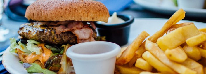 Fast food linked to poorer bone development in early years