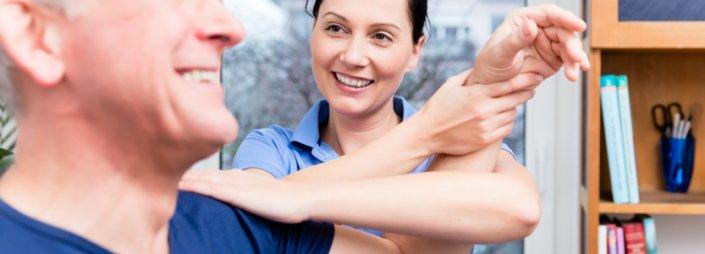 Rotator Cuff and Shoulder Rehabilitation Exercises