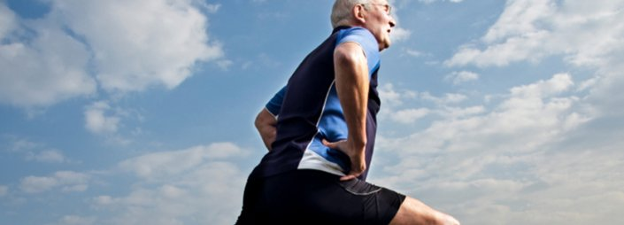 A New Hip May Mean a Longer, Better Life