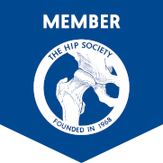 The Hip Society Member Badge