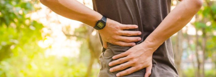 help for chronic back pain